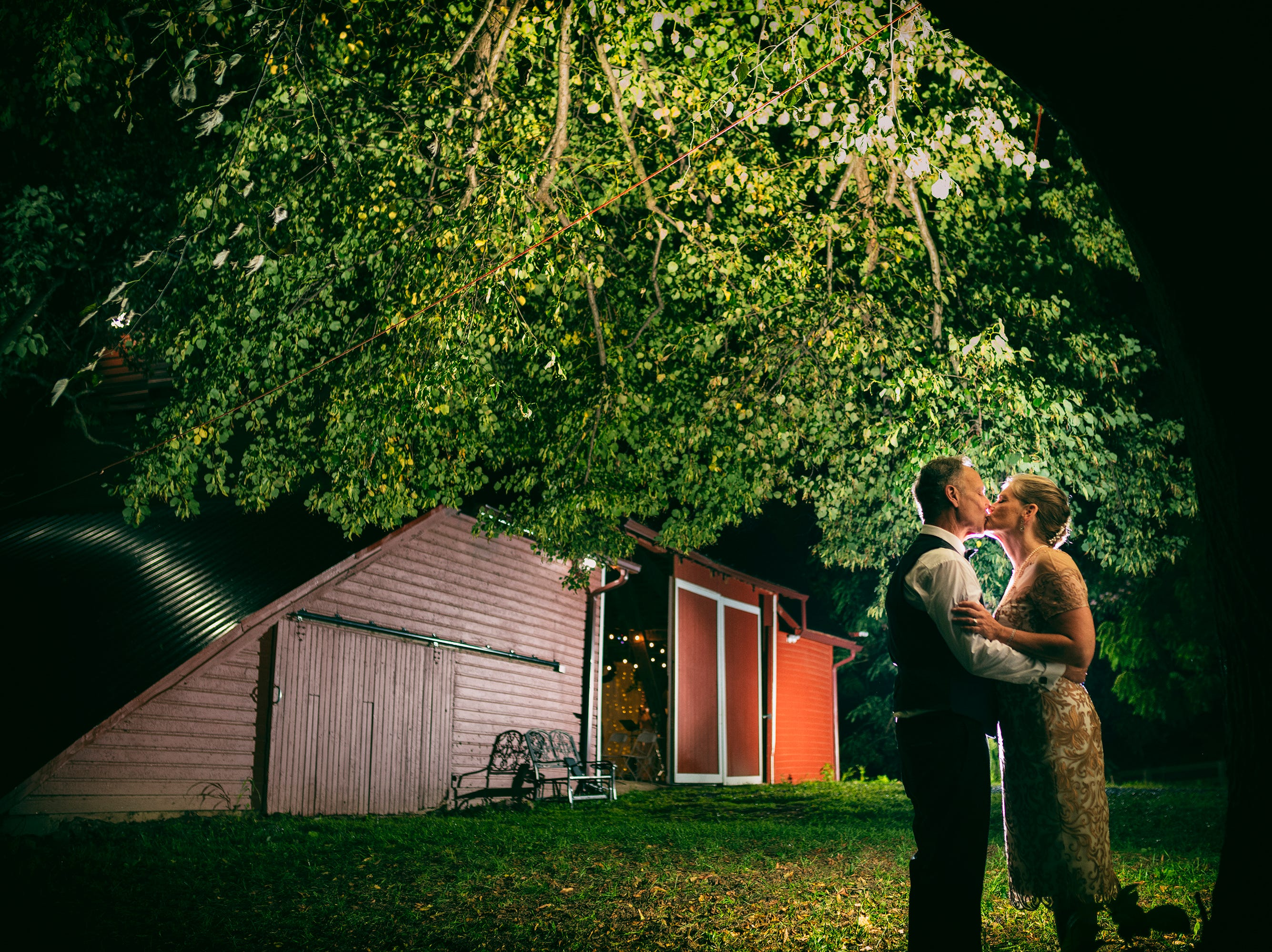 The wedding of Katherine Von Duyke and Will Minster at Avondale Hills Farm.