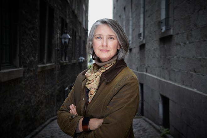 Author Louise Penny.