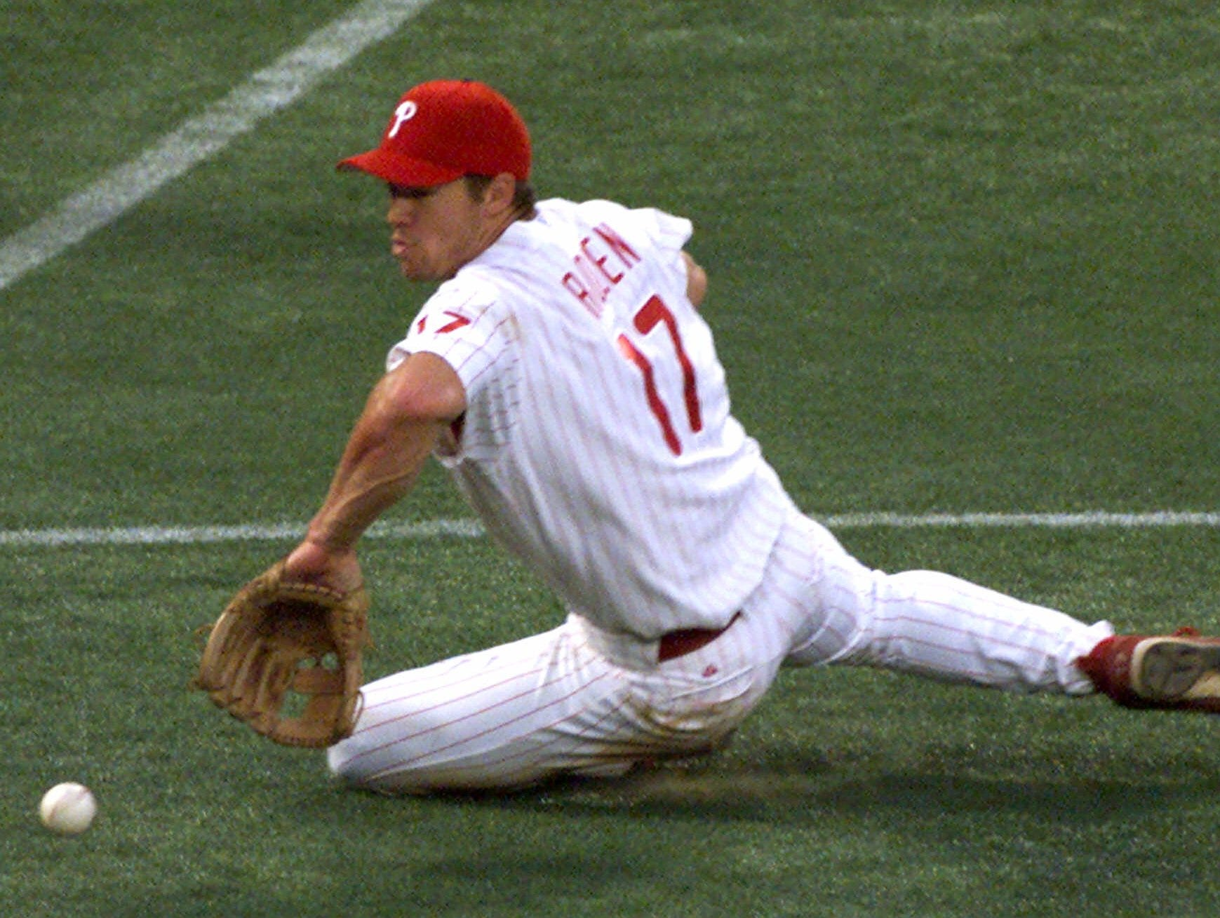 3B Scott Rolen (2nd year)