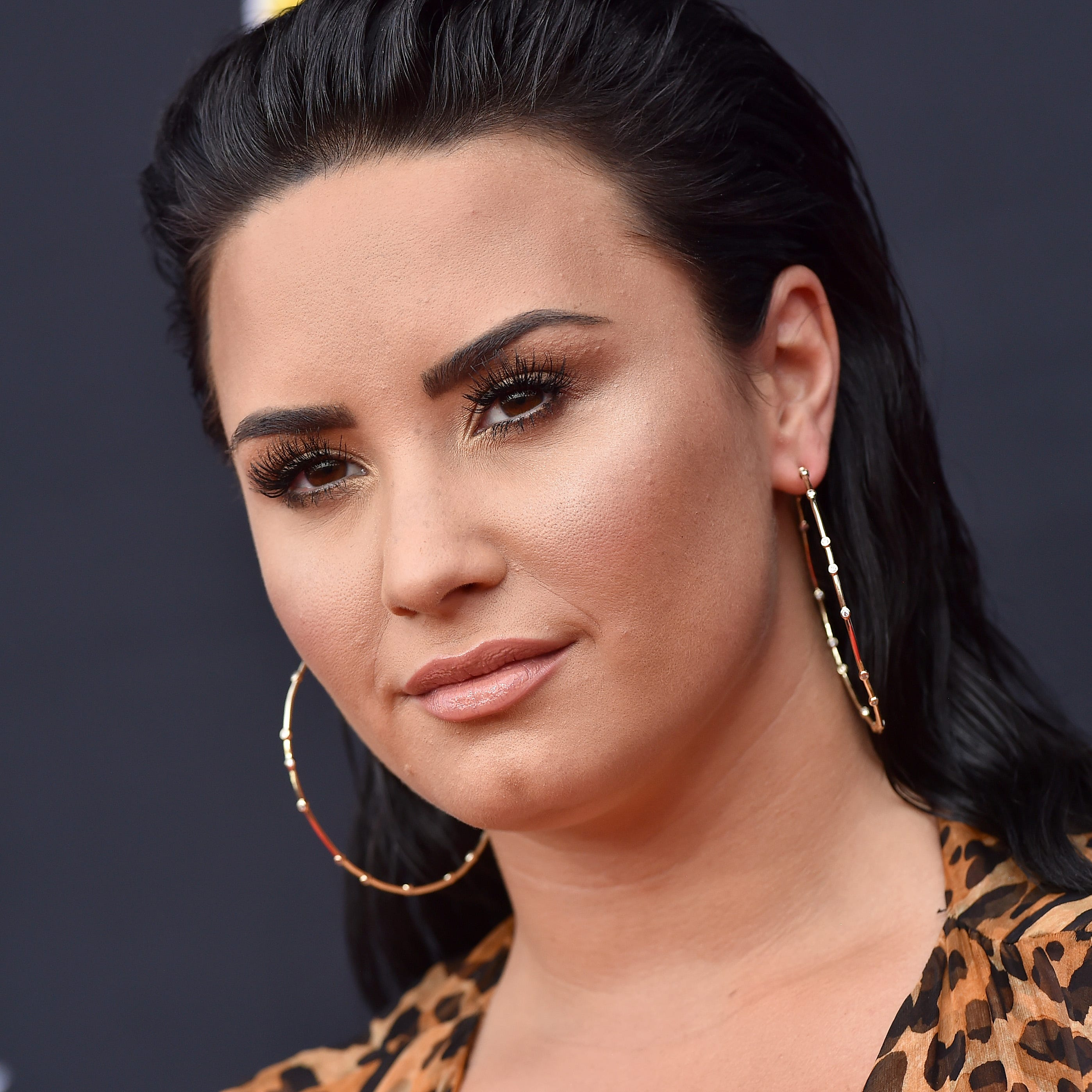 Demi Lovato attends the 2018 Billboard Music Awards on May 20 in Las Vegas.