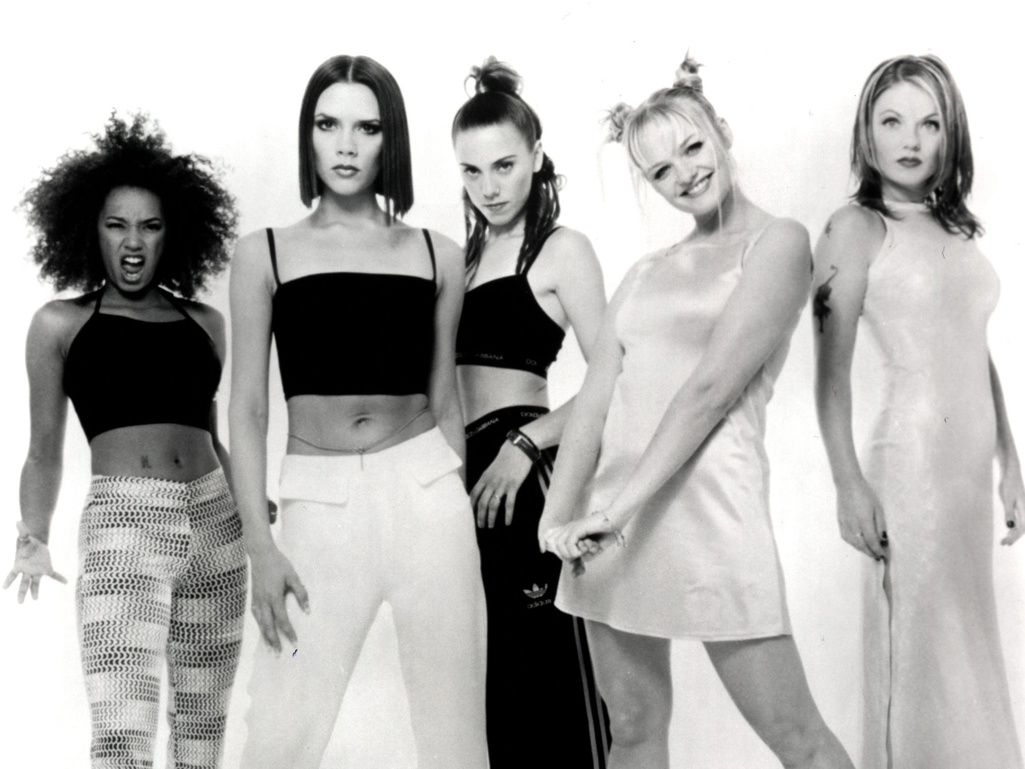 The Spice Girls debuted over 20 years ago, yet their careers are still up and running. The group sold over 85 million records worldwide making them the best selling girl group of all time. See what what each spice has been up to since their '90s popstar days.