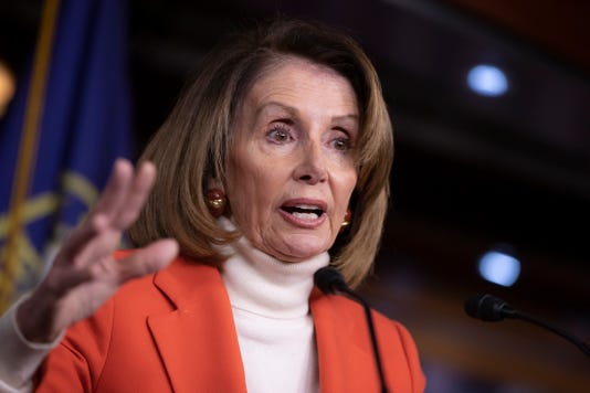 Ap Democrats Pelosi A Usa Dc