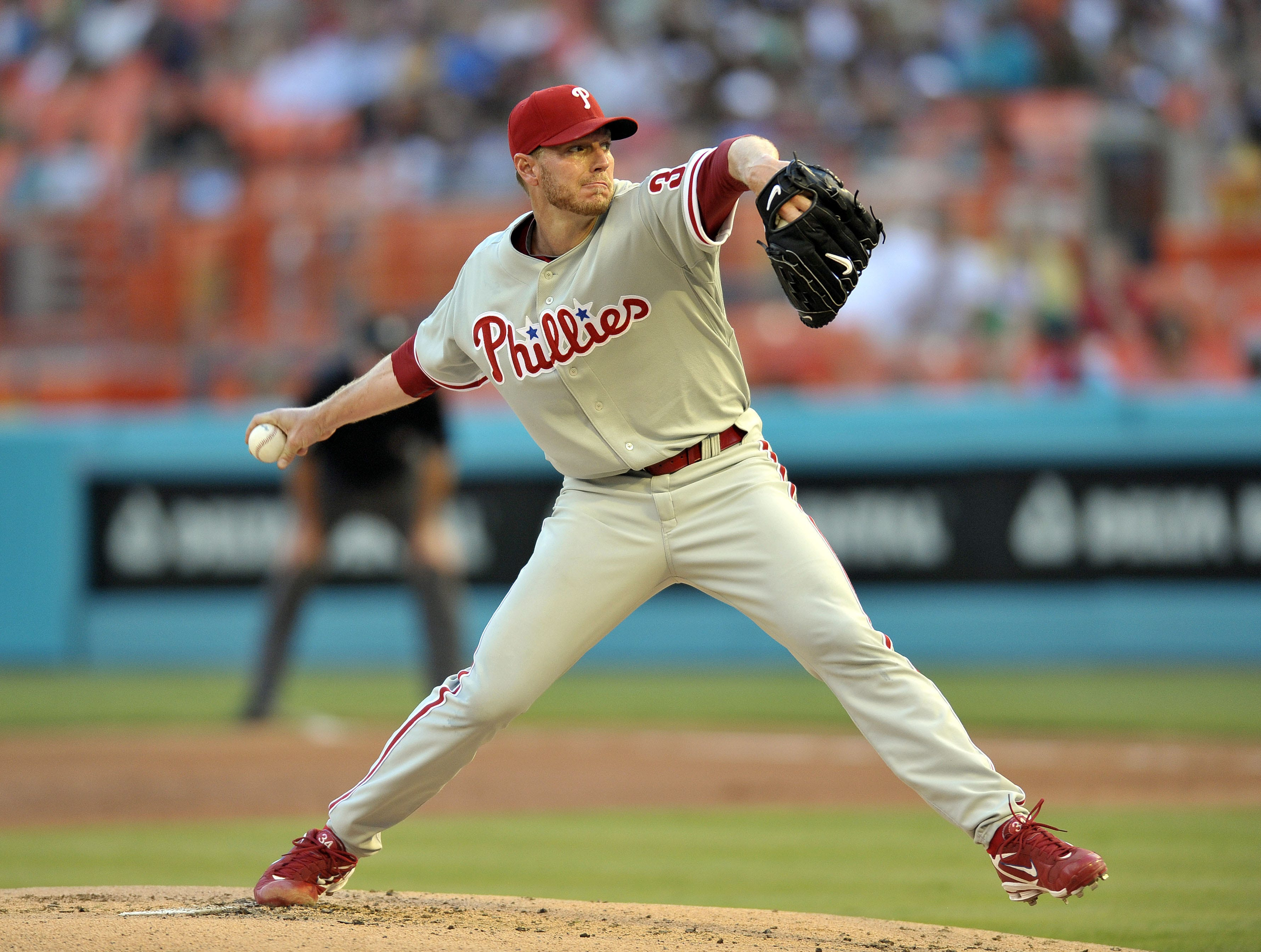 RHP Roy Halladay (1st year)