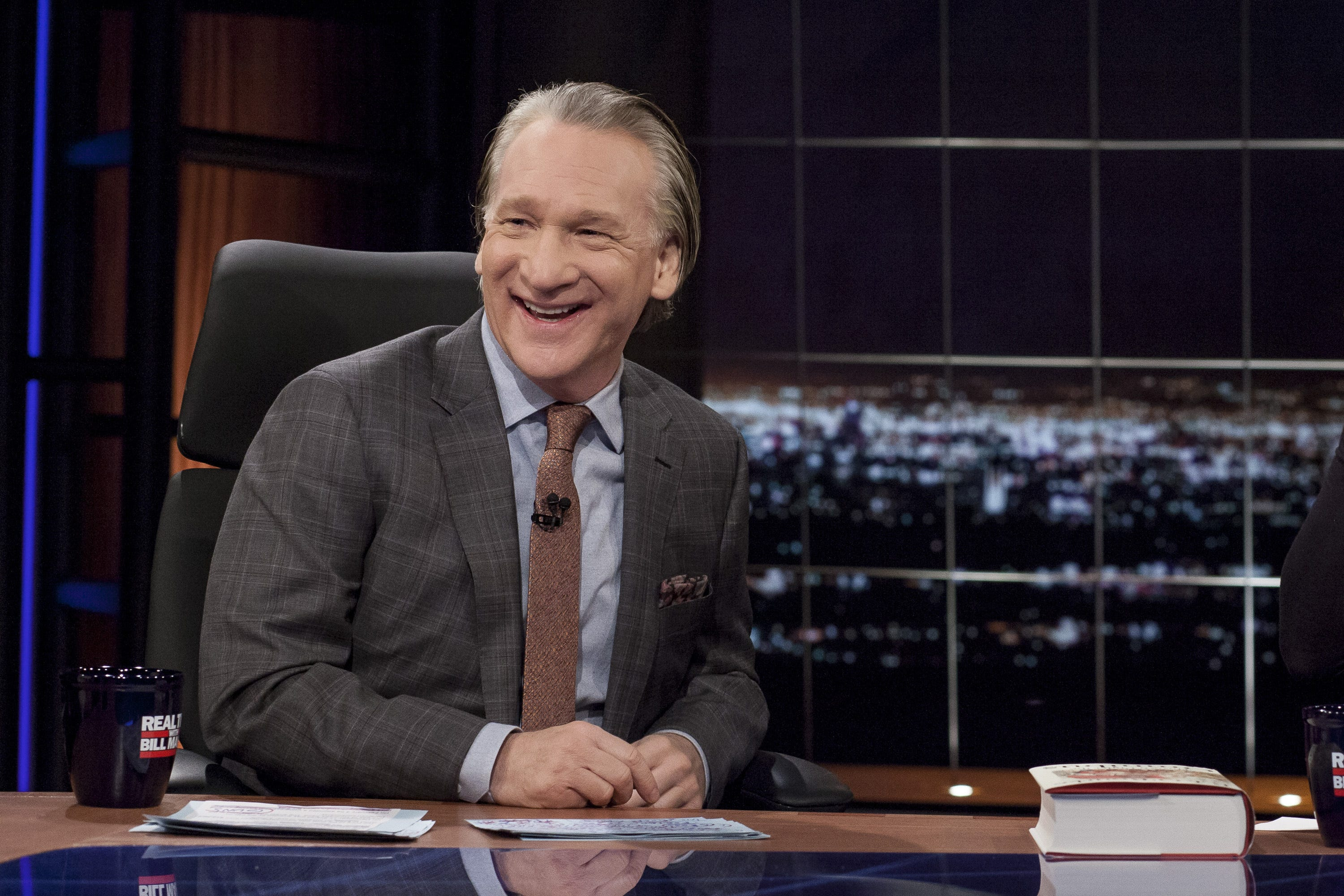 Bill Maher goes in on President Trump and relationship with Putin after show's two-month hiatus