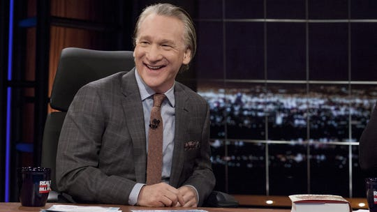 Maher tries to come to terms with 'post-Mueller world'