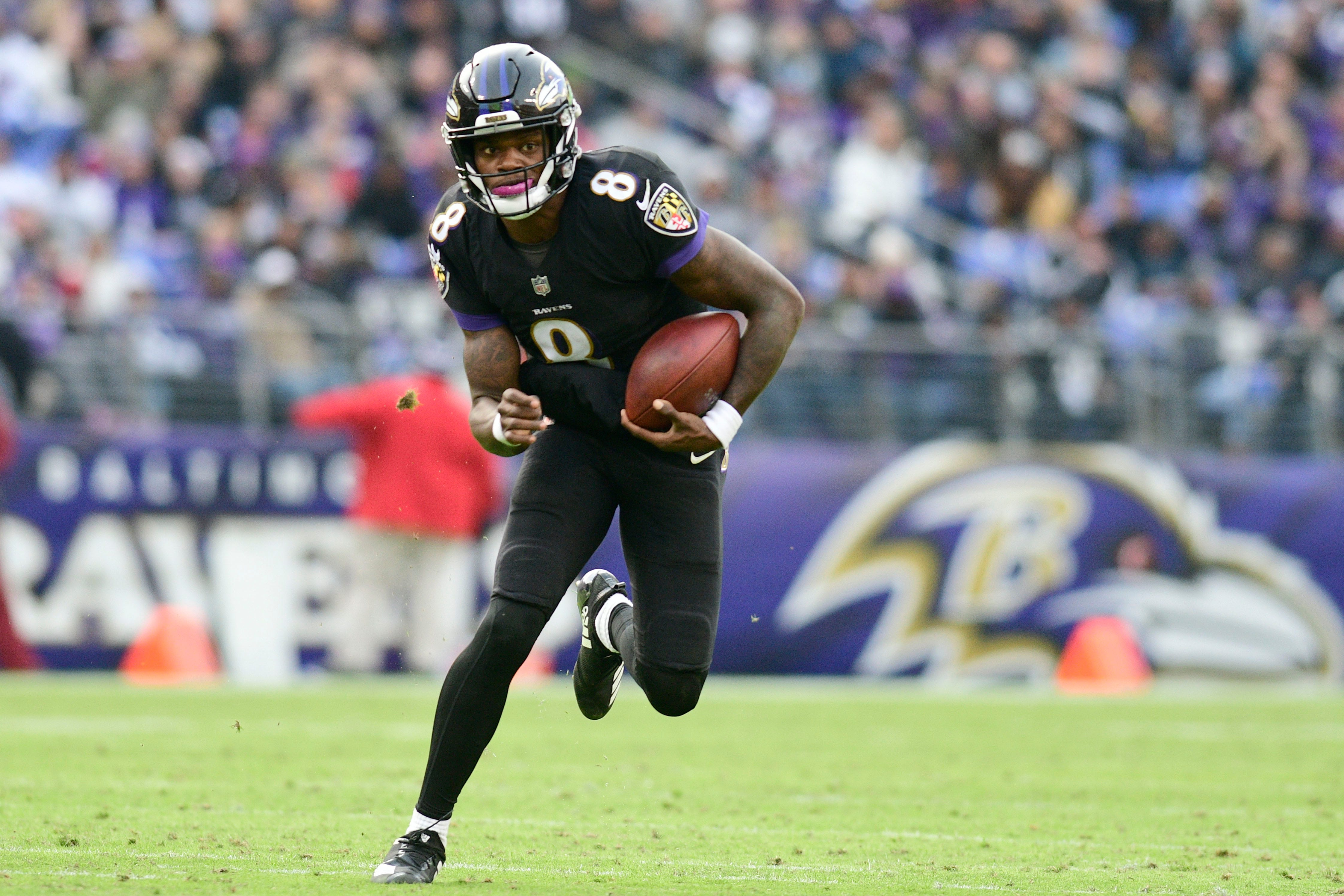 After first start, Lamar Jackson leaves Ravens with plenty of questions in QB riddle