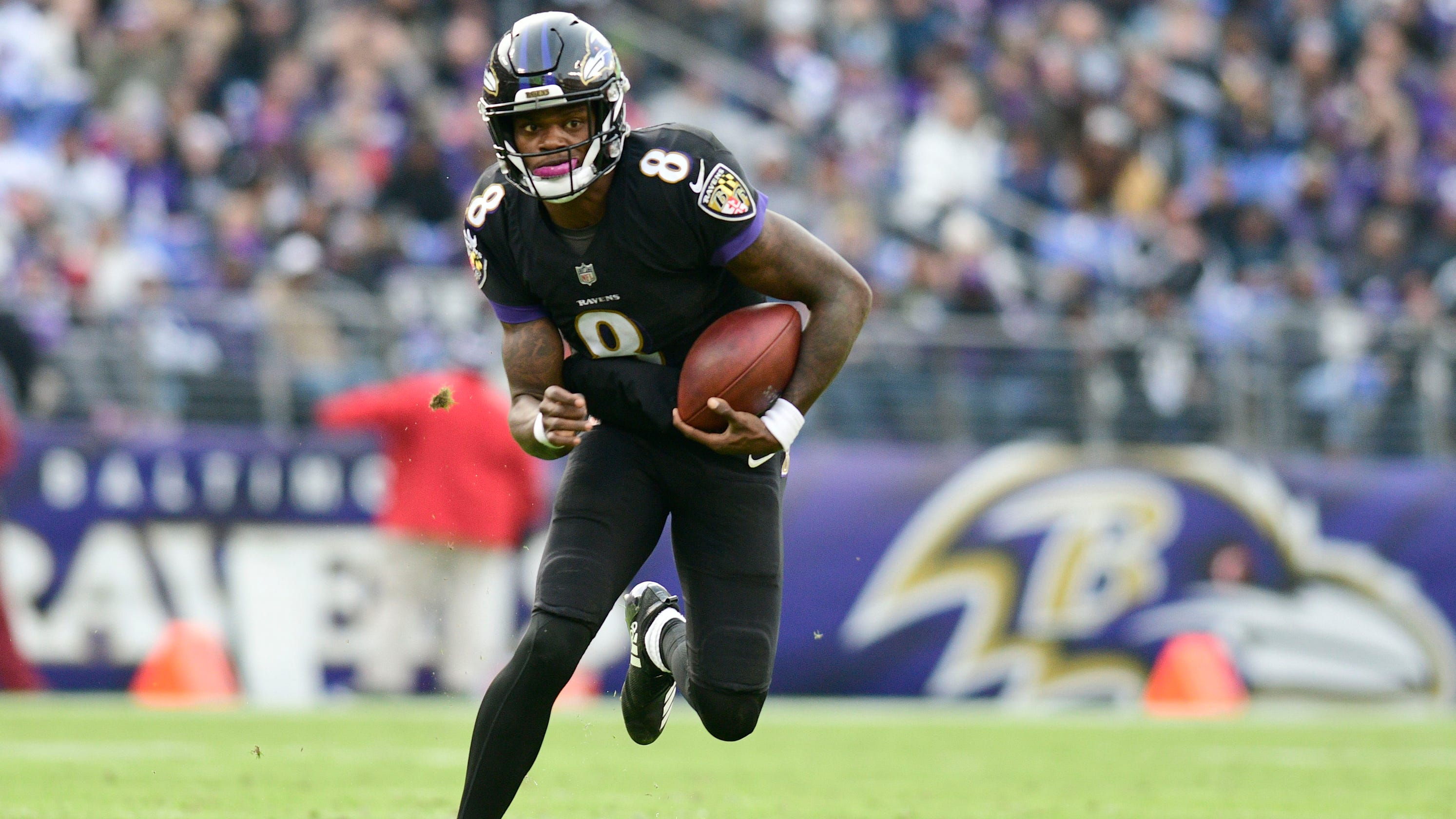 94dd0841a Lamar Jackson leaves Baltimore Ravens with plenty of questions at QB