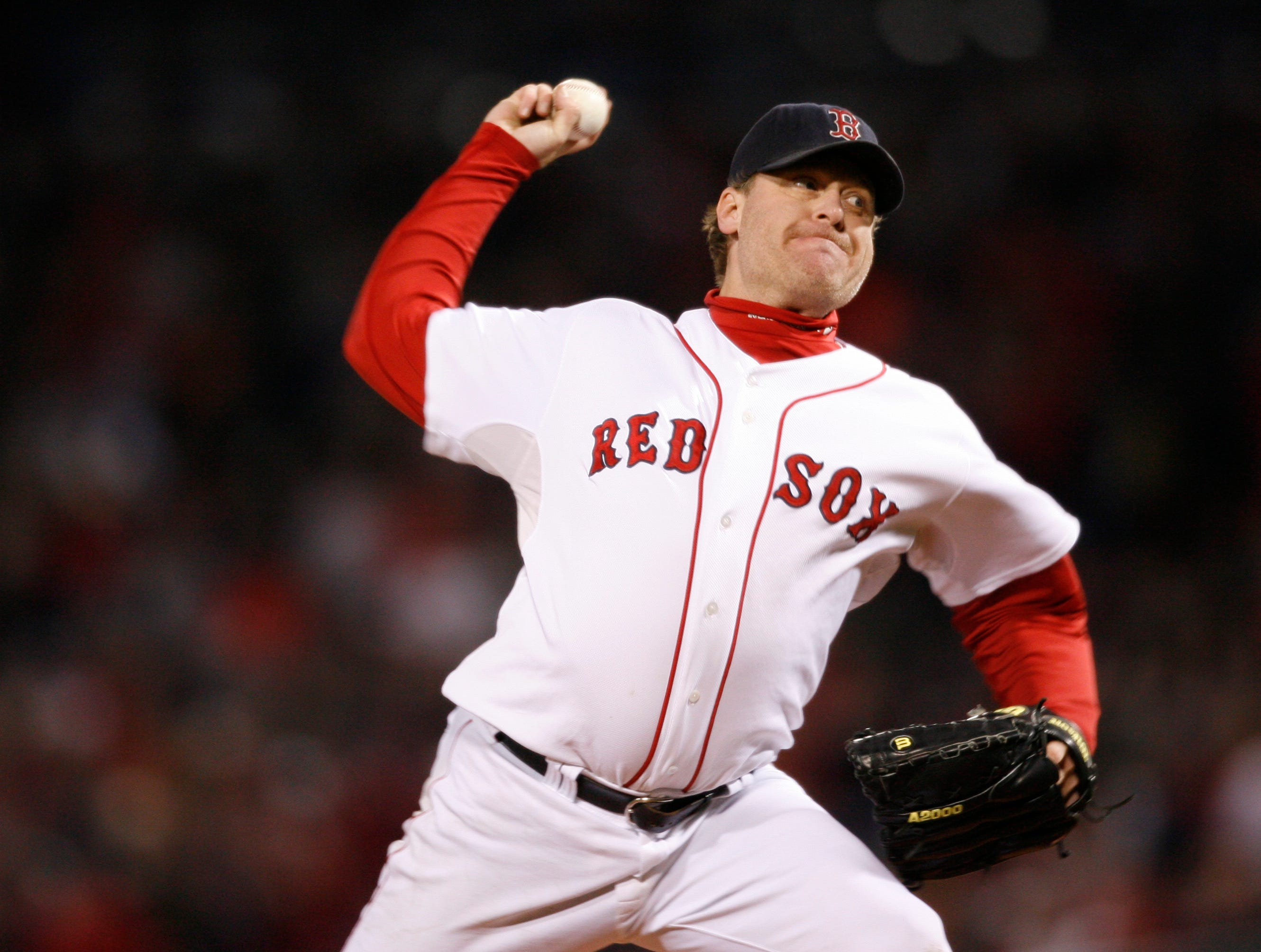 RHP Curt Schilling (7th year)