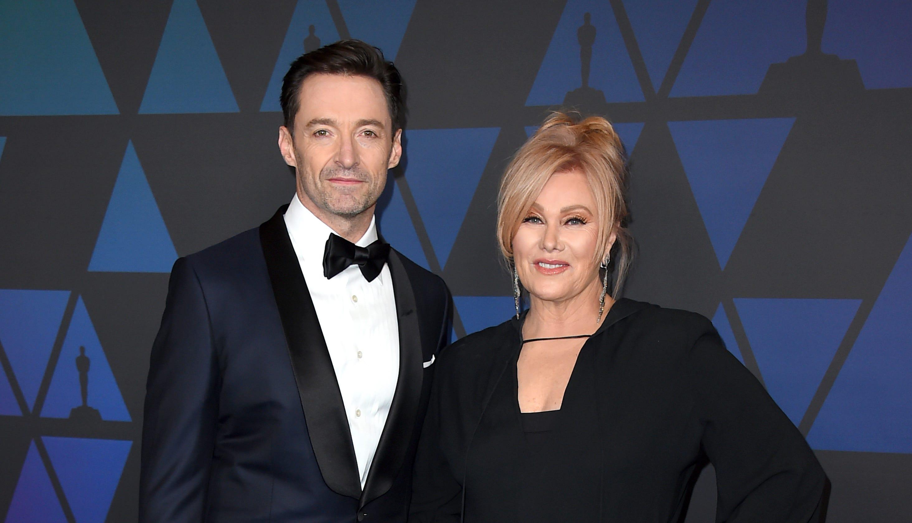 Hugh Jackman says wife Deborra-Lee Furness tried to leave him