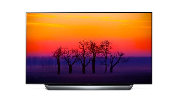 The LG C8 is the best TV you can get in 2018, especially at this price.