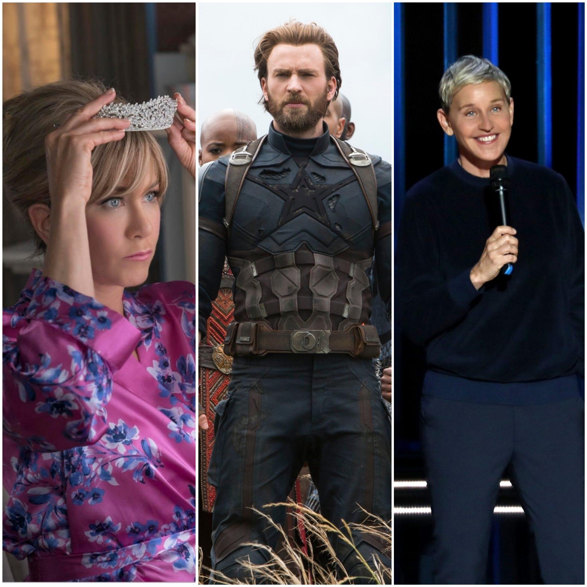 Netflix in December: 'Infinity War,' 'Roma,' Ellen's stand