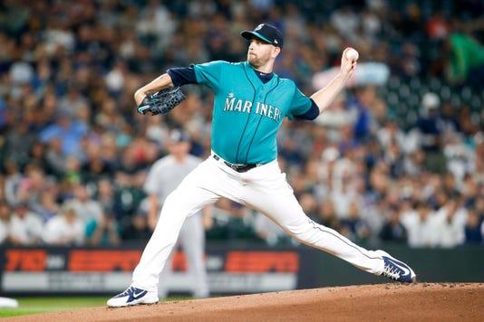 Usp Mlb New York Yankees At Seattle Mariners S Bba Sea Nyy Usa Wa