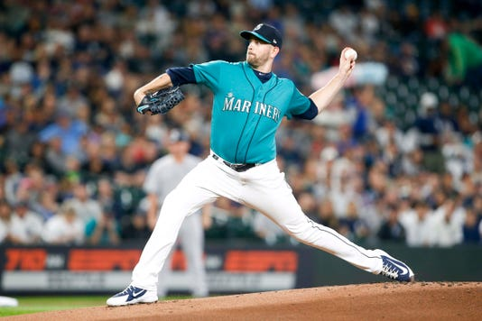 yankees acquire lefty james paxton from mariners
