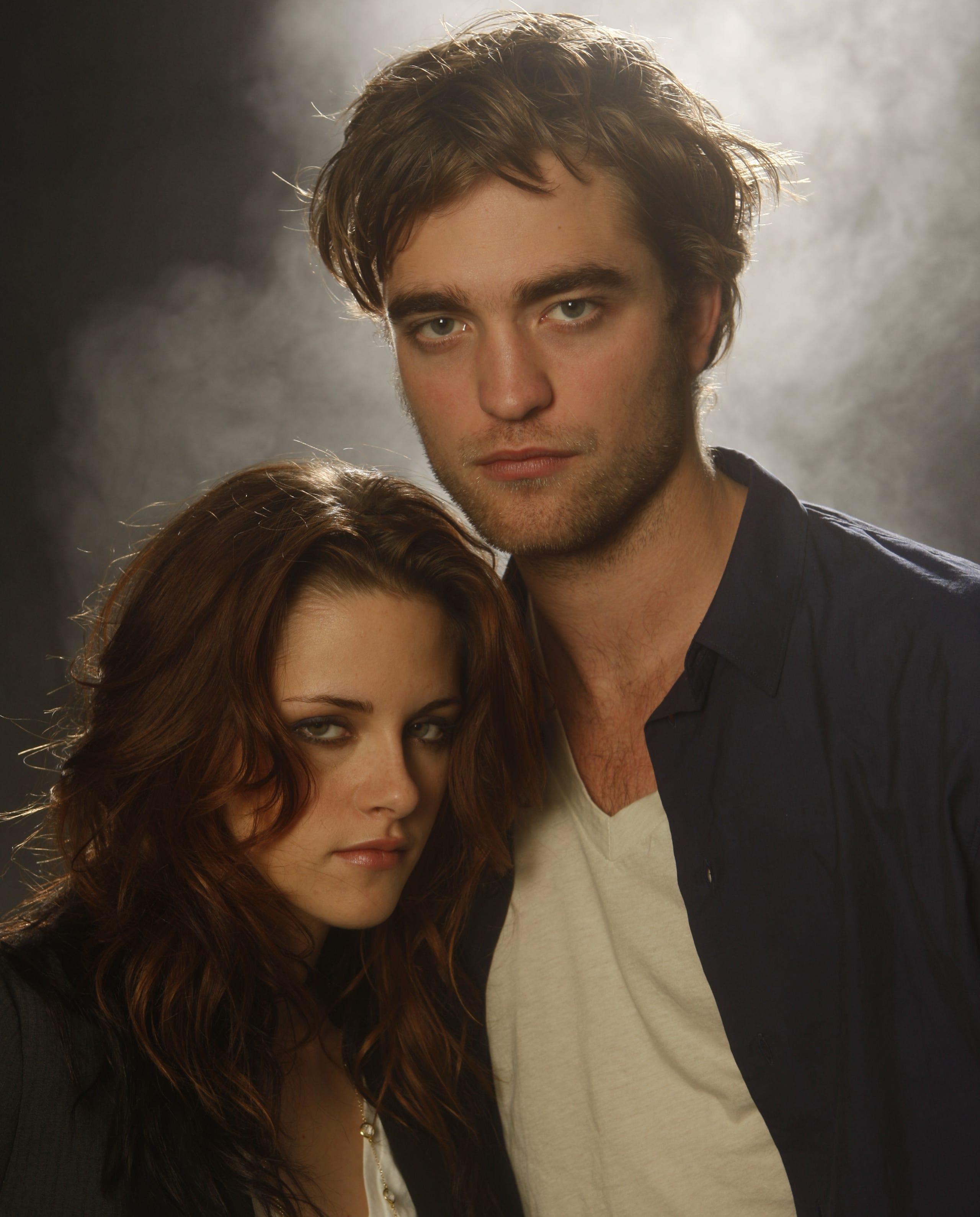Kristen stewart robert pattinson on Robert Pattinson