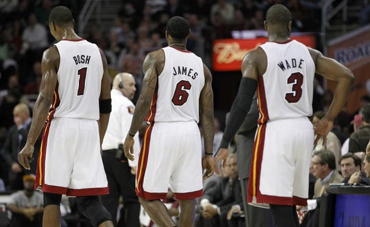 Dwyane Wade on the game: 'The one thing that was so amazing about it was the way he performed.'
