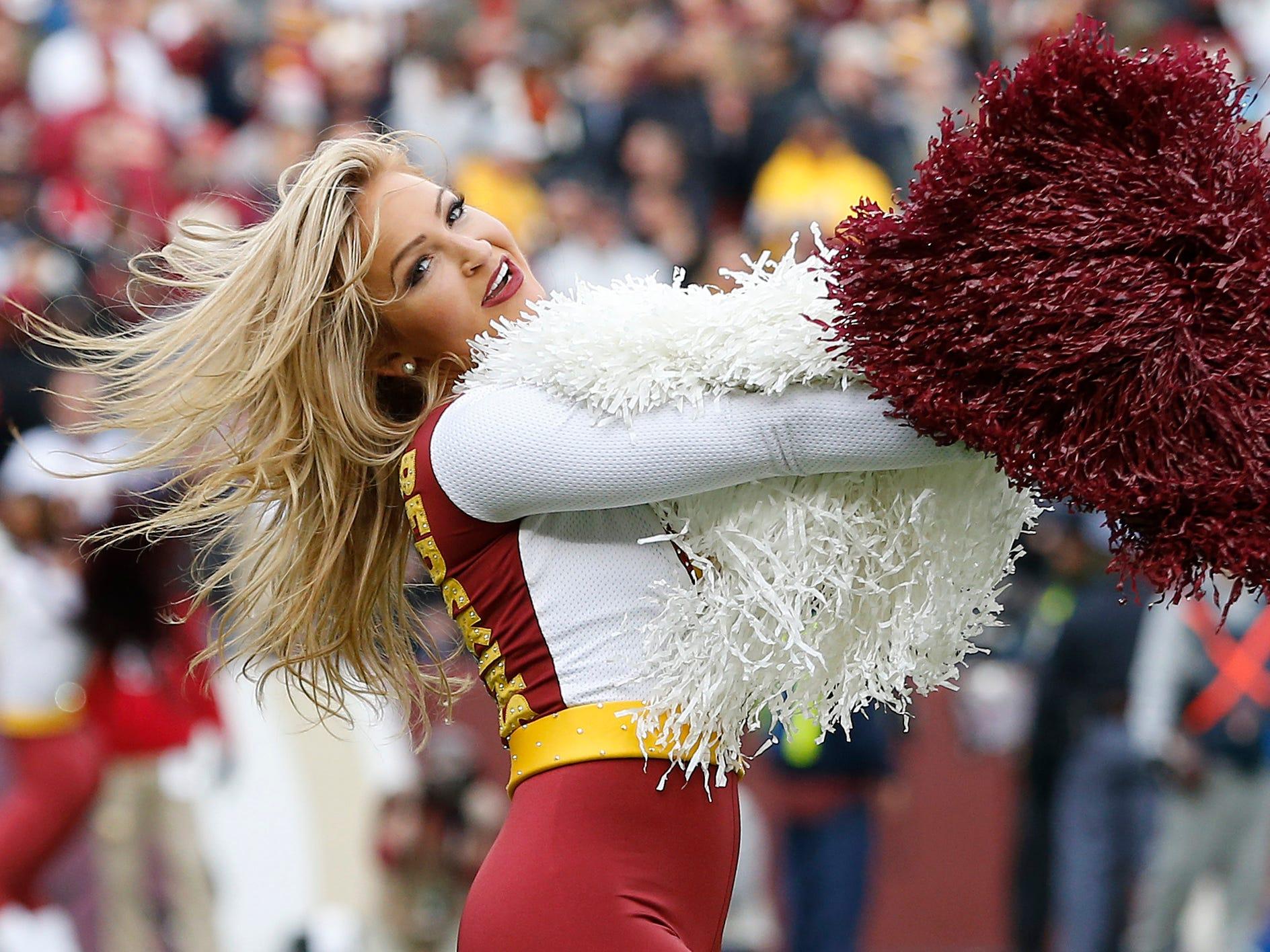 Week 11: Redskins