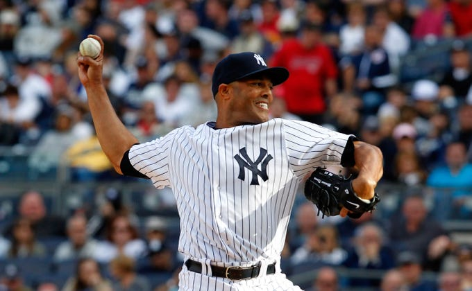 RHP Mariano Rivera (1st year)