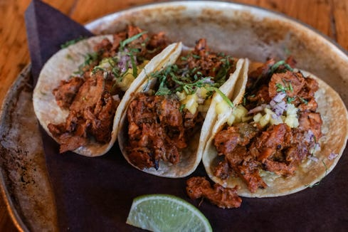 You can cook placenta and make it into a taco.