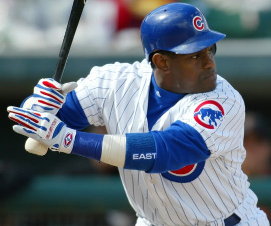 Sammy Sosa is of my favorite players of all-time, his 66 homers in 1998 is one of the greatest baseball seasons ever.