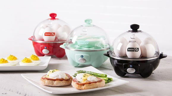 Best gifts of 2020: Dash Rapid Egg Cooker.