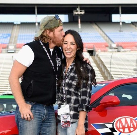 Chip and Joanna Gaines.