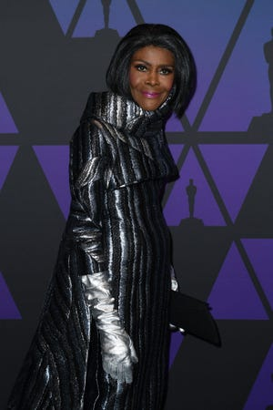 Cicely Tyson attends the 10th Annual Governors Awards gala hosted by the Academy of Motion Picture Arts and Sciences at the the Dolby Theater at Hollywood & Highland Center in Hollywood, California on November 18, 2018.