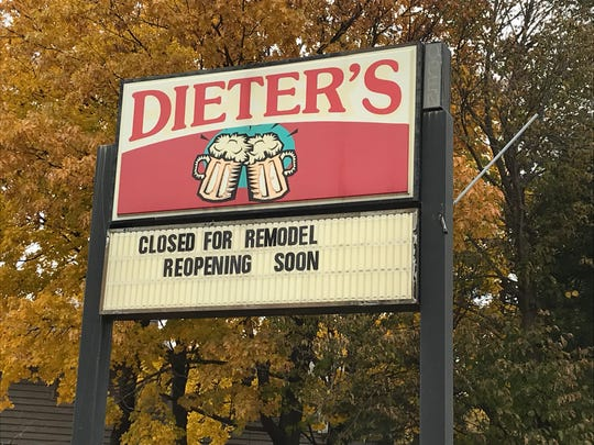 Dieter's Ale Haus is being turned into The Daily Pint in Appleton.