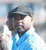 Asbury Park assistant football coach John Key.
