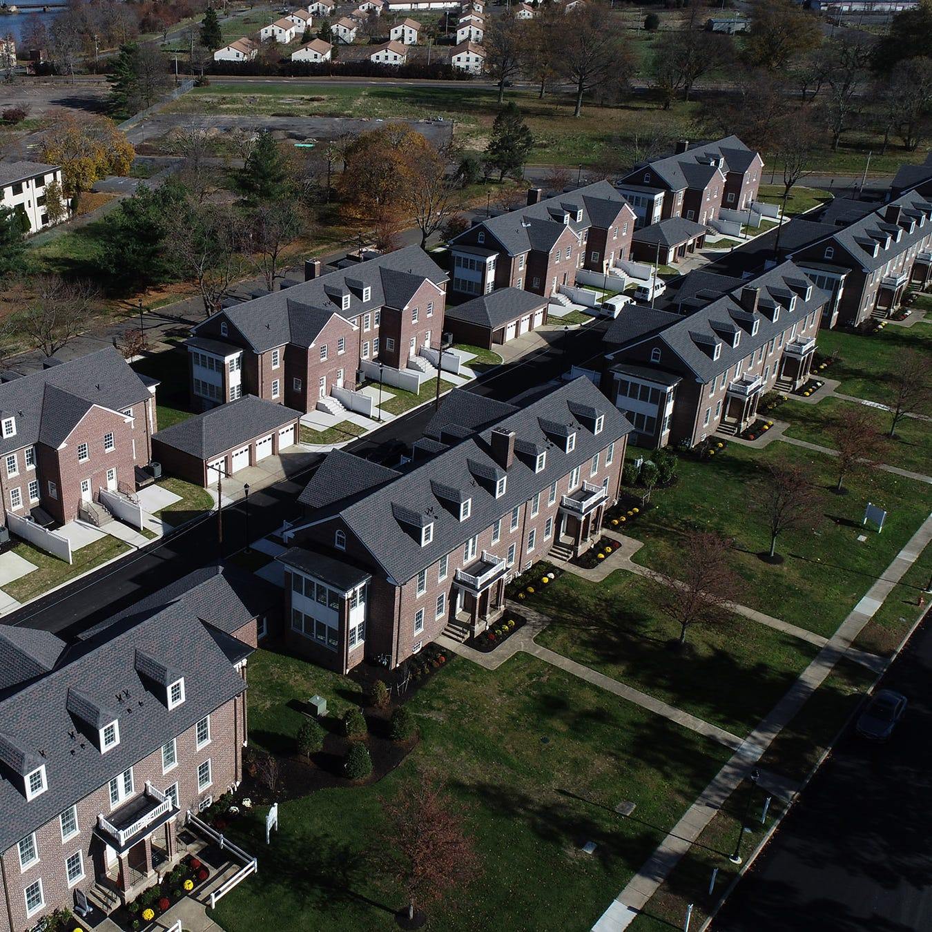 Fort Monmouth from above: Must-see drone photos of redevelopment, landmarks