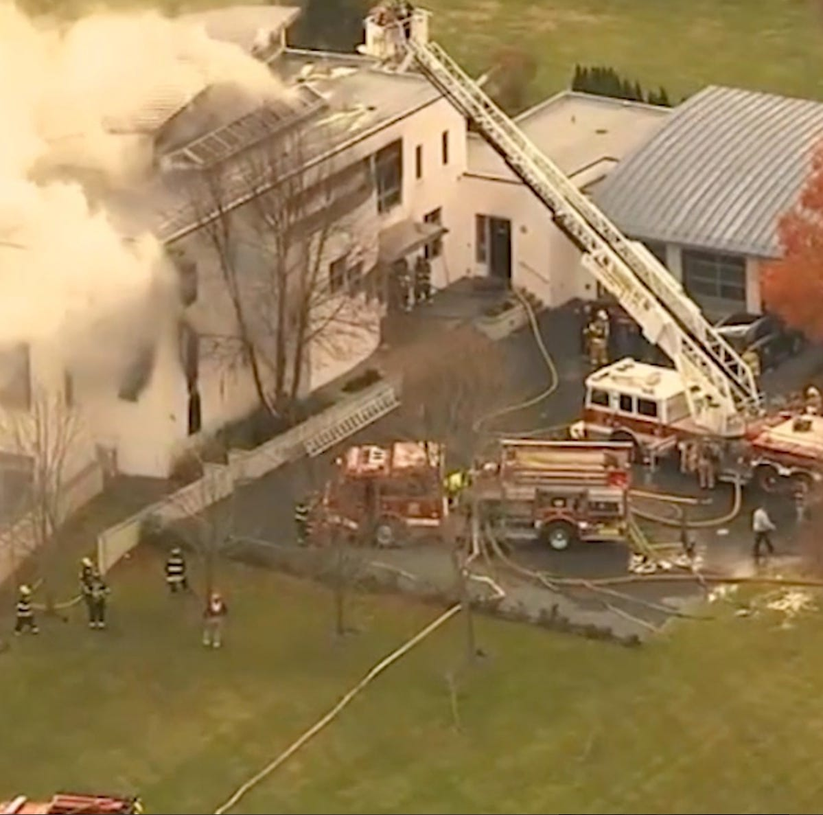 Colts Neck fire: What we know so far