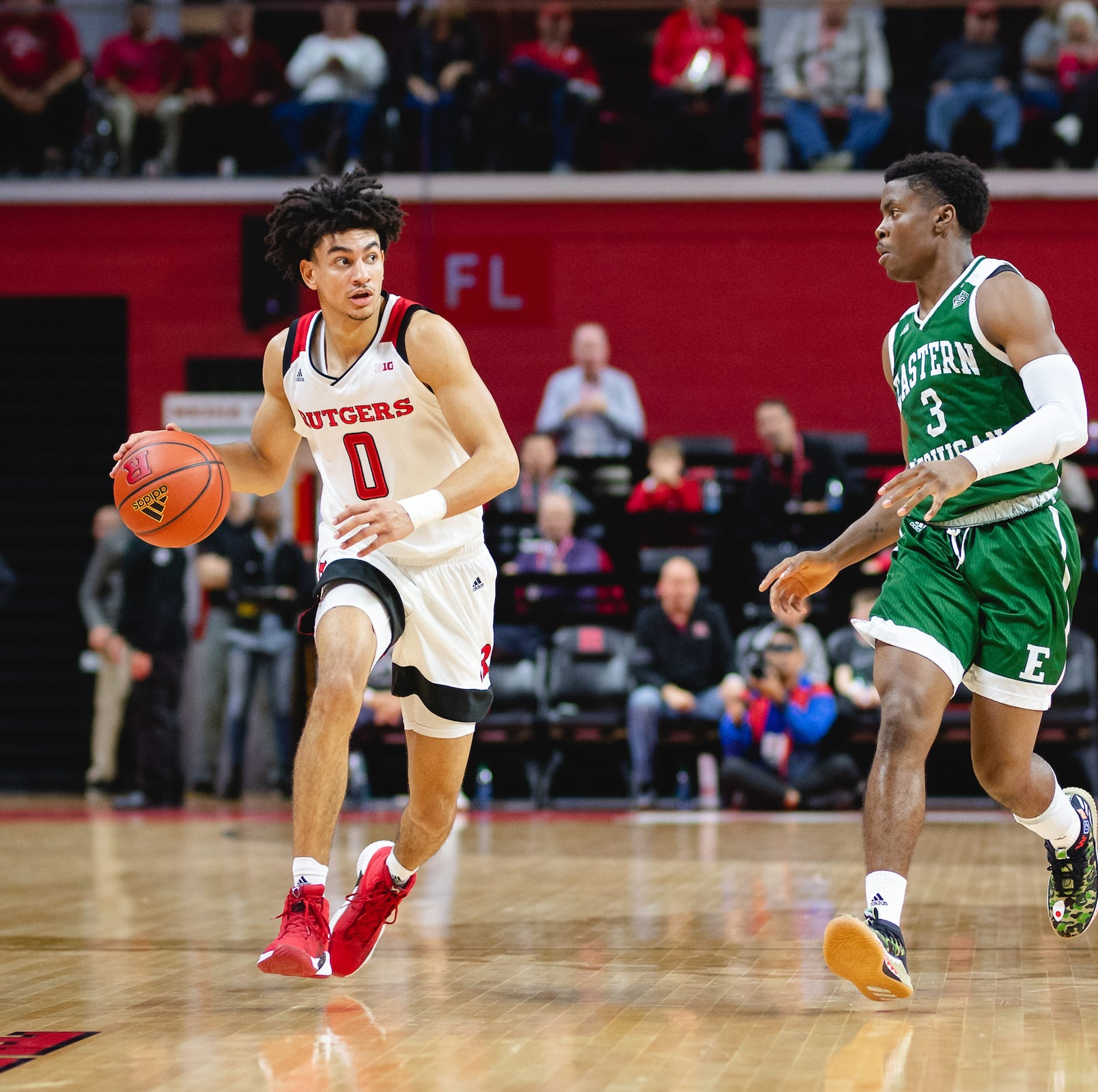 Rutgers basketball ties modern NCAA defensive record in beatdown of Eastern Michigan