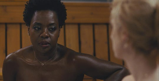 "Viola Davis stars in Twentieth Century Fox's ""Widows."""