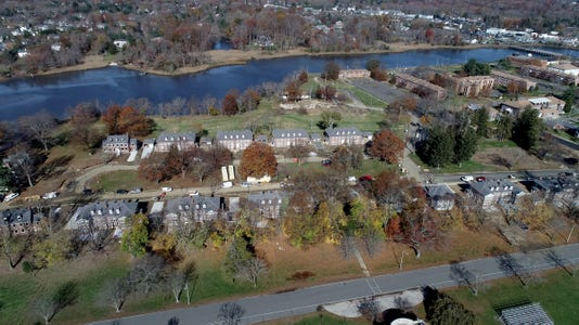 Fort Monmouth Aerial Survey
