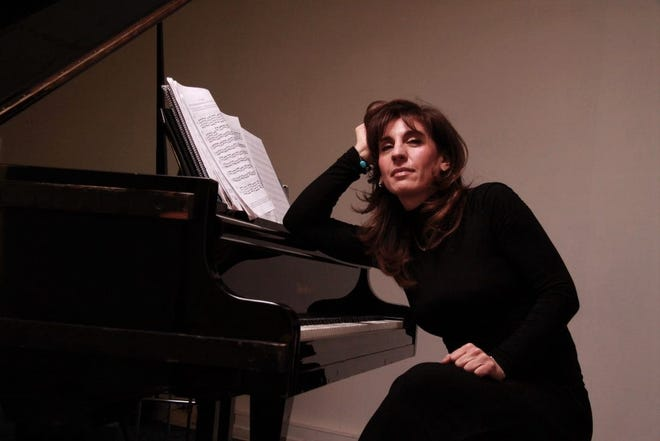 Pianist Renara Akhoundova will perform Tuesday evening at the Wylie Performing Arts Center,