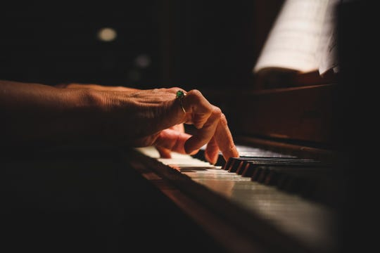 It's all in the hands for pianist Renara Akhoundova, who will perform Tuesday at Wylie High School.