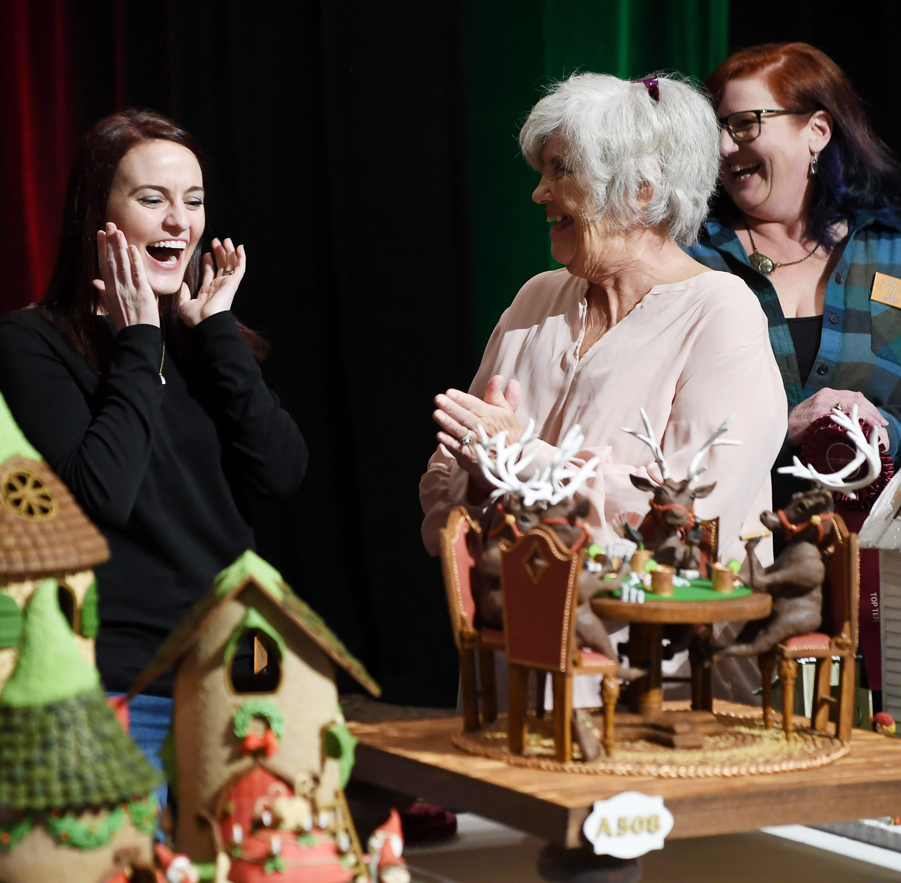 2018 National Gingerbread House Competition: See the winners