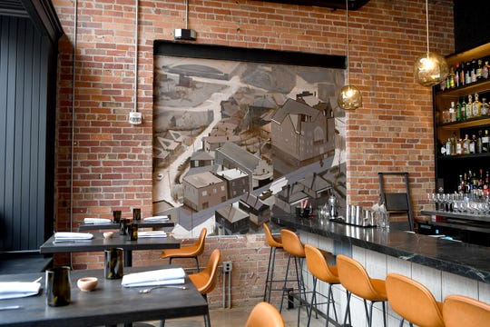 Benne on Eagle is a new restaurant opening in the new Foundry Hotel in The Block, Asheville's historically black business district, serving what they call Authentic Appalachian Soul Food.