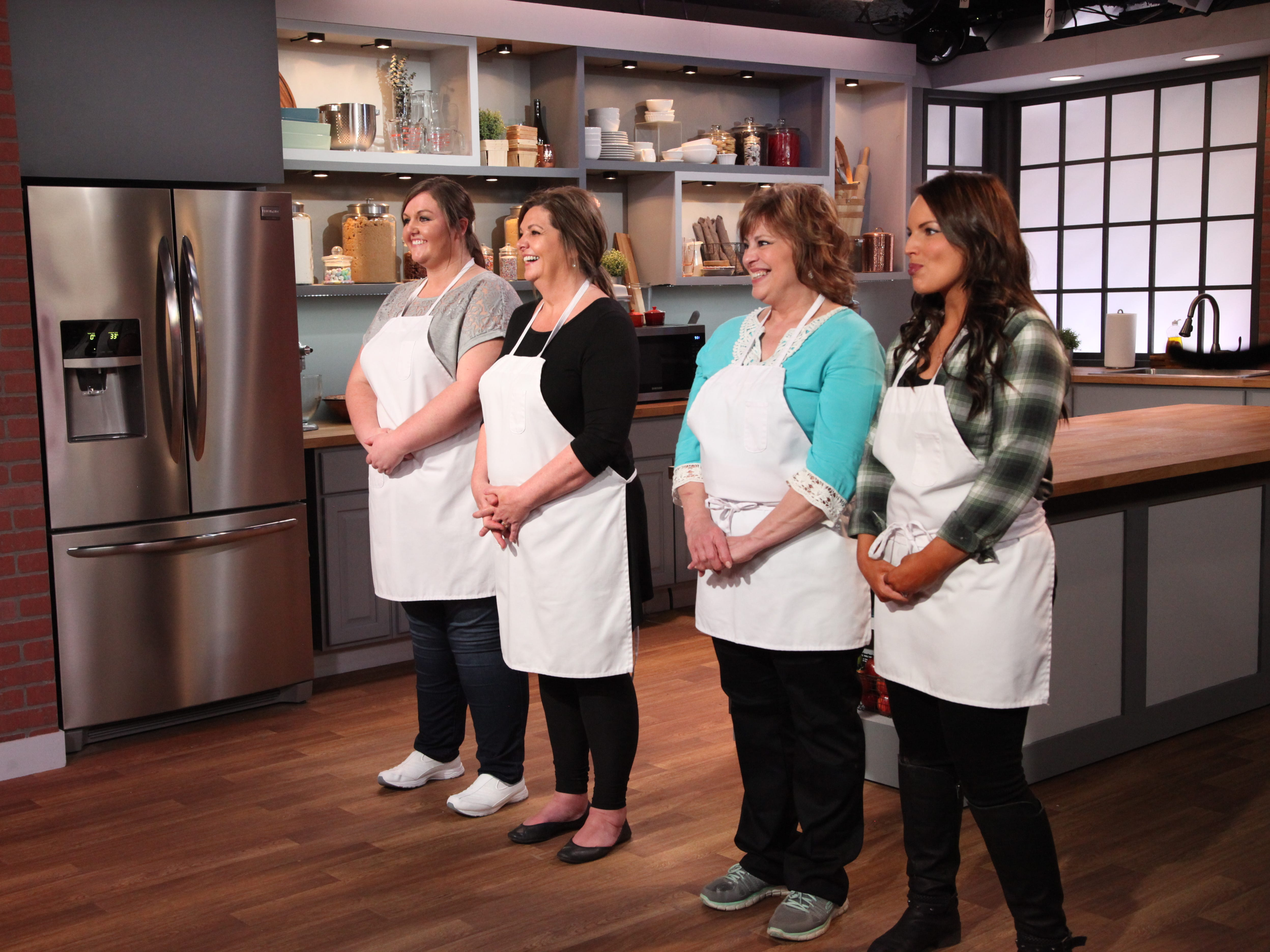 "Baked Euphoria owner Bonni Phelps and her daughter, Monique Chavez, competed on ""Bake it Like Buddy"" on the Discovery Family channel. The episode will air on Nov. 24 at 9 p.m."
