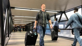 What's the best way to get to Seattle Tacoma International Airport from Kitsap? Josh Farley examines the top 5 on this week's Bremerton Beat Blast.