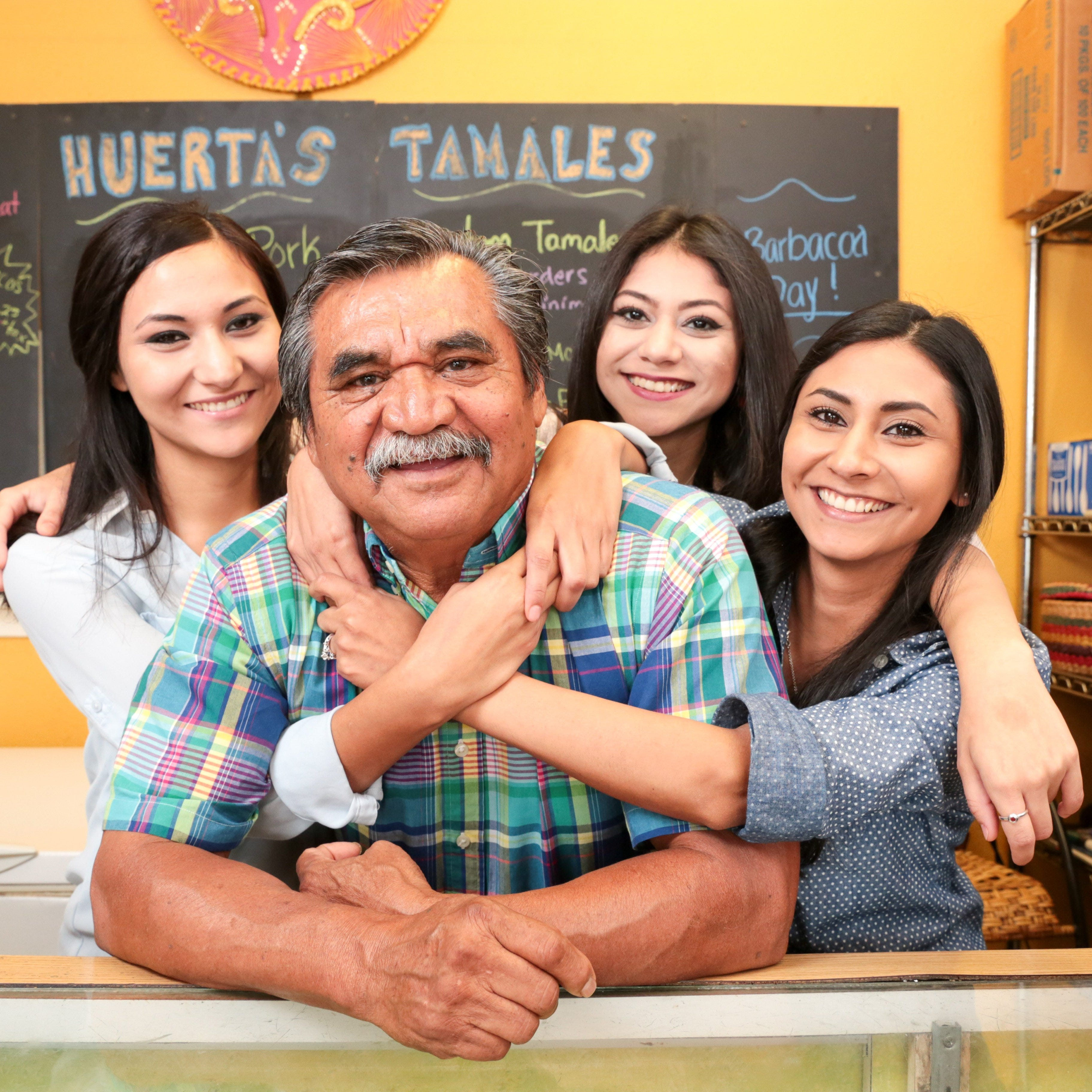 The final tamalada: Corpus Christi's Huerta's Tamales shop to close