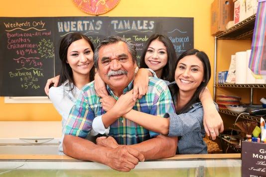 Huerta's Tamales 1