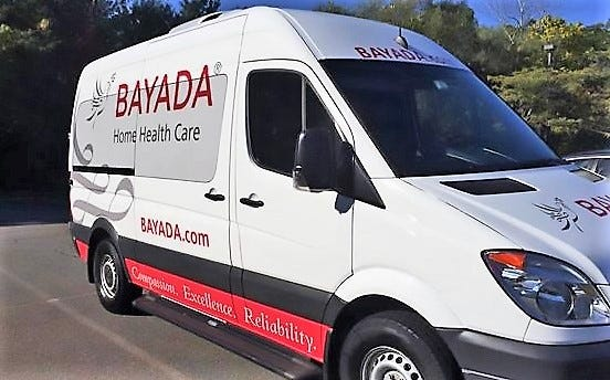 Moorestown-based Bayada Home Health Care has made Forbes' list of America's Best Employers for Women. [FILE]