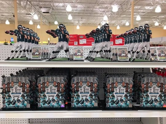 Eagles fans could use a pick-me-up this season. Everything Christmas carries gifts that will remind them of better times.