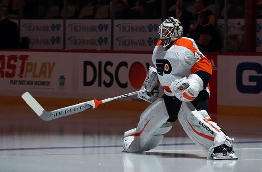 Nhl Philadelphia Flyers At Pittsburgh Penguins