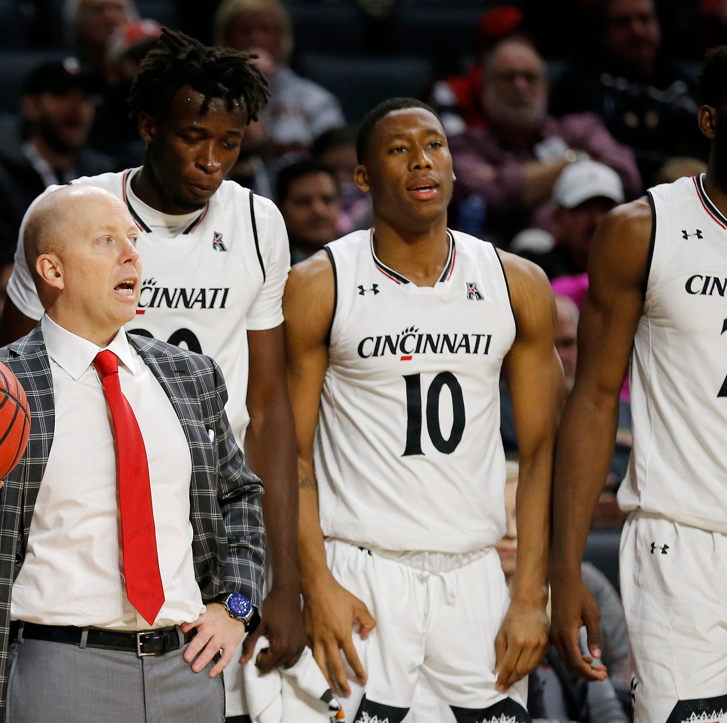 New book: behind-the-scenes look at Mick Cronin's 1st year at the University of Cincinnati
