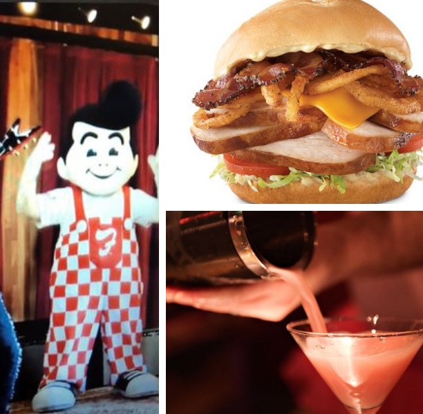 3 headlines: Tipsy for Turkey Day, Arby's keeps experimenting, good luck getting this song out of your head