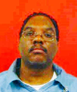 This undated photo provided by Ohio Department of Corrections shows Lance Mason. Mason, a former Cleveland-area judge who spent nine months in prison for beating his wife at the time is now a suspect in her stabbing death over the weekend and is likely to be charged, authorities said Monday, Nov. 19, 2018. (Ohio Department of Corrections via AP)