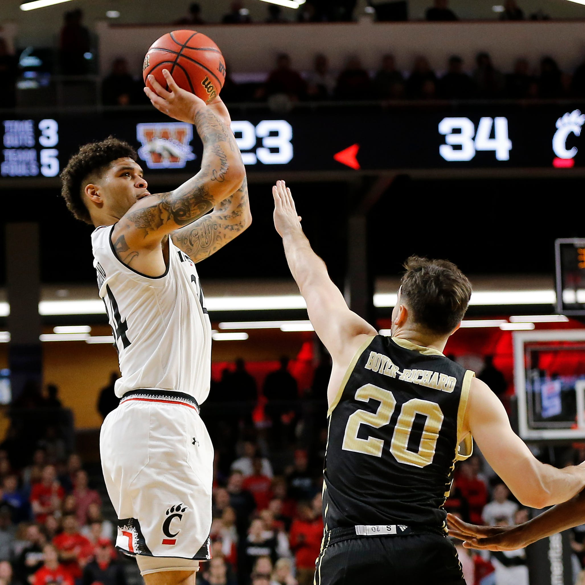 Analysis: Cumberland ties career-high as Cincinnati Bearcats roll past Western Michigan
