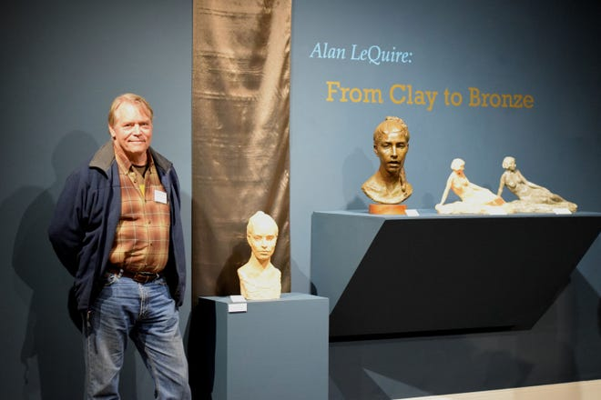 Acclaimed Sculptor Alan LeQuire Exhibits at the Customs House Museum