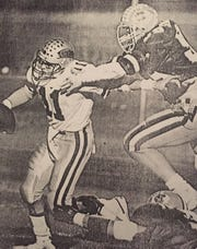 Madison Central's defense was also stellar during the 1988 season